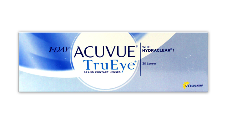 1 Day Acuvue Trueye Daily Contact lenses